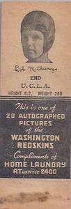 1941 Home Laundry Matchbooks Bob McChesney
