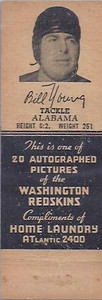 1941 Home Laundry Matchbooks Bill Young