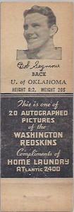 1942 Home Laundry Matchbooks Bob Seymour