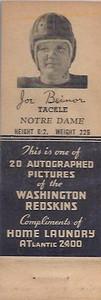 1942 Home Laundry Matchbooks Joe Beinor