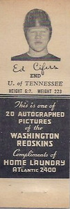 1942 Home Laundry Matchbooks Ed Cifers