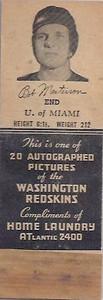 1942 Home Laundry Matchbooks Bob Masterson