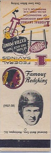 1958 First Federal Matchbooks Riley Smith