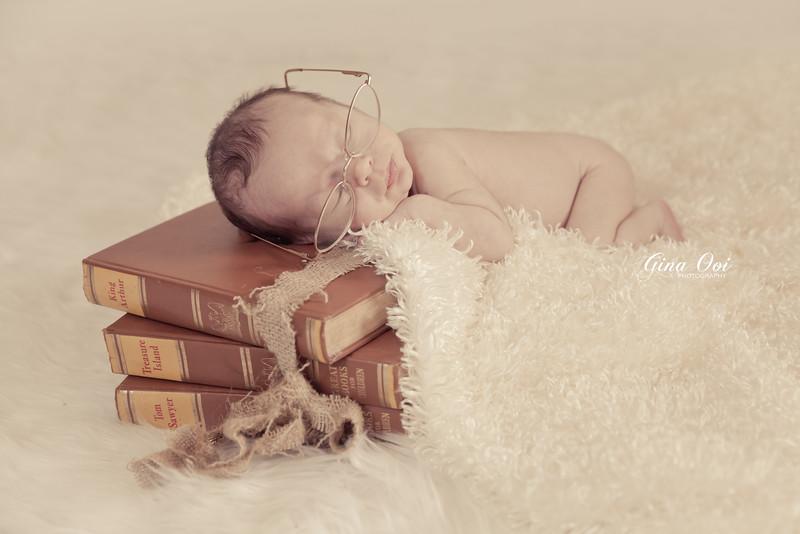 Reading is hard work.