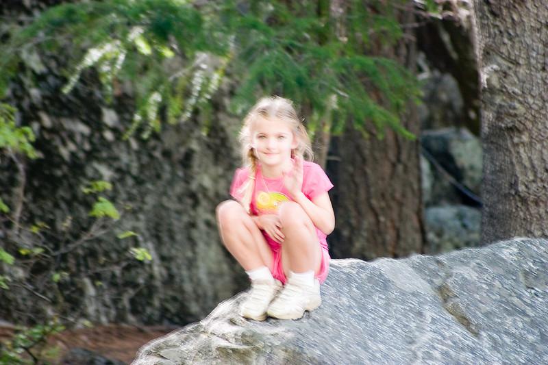 Kids In Yosemite 05-22-05