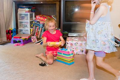 Hannah's 8th Birthday