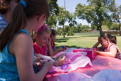 Hannah's 8th Birthday