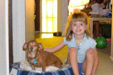 Hannah's 9th birthday