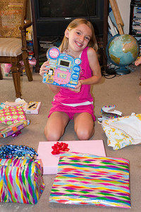 Hannah's 9th birthday