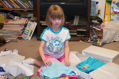 Sarah's 6th Birthday
