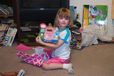 Sarah's 6th Birthday