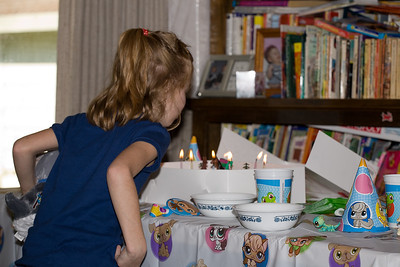Sarah's 7th Birthday