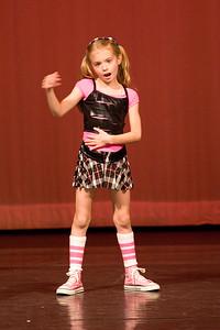 "Festival of Dance 2009: Practice ""Lolipop"""