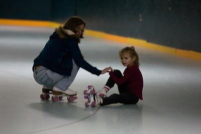 Rollerskating