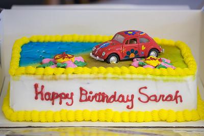 Sarah's 9th Birthday