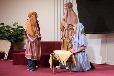 """ACBC Christmas 2012 Play: """"Jake's Christmas Gift"""""""