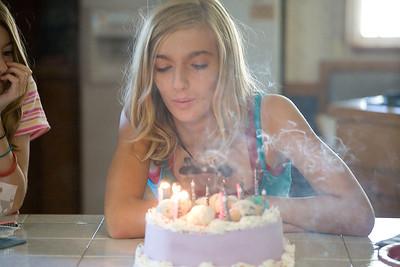 Hannah's 14th Birthday