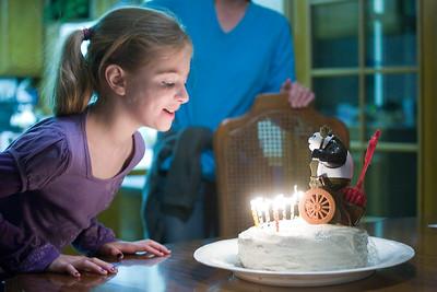 Sarah's 11th Birthday