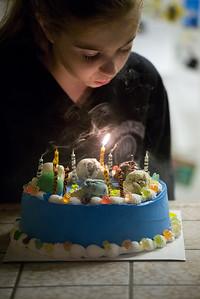 Sarah's 12th Birthday