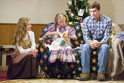 A Mountain Christmas Memory