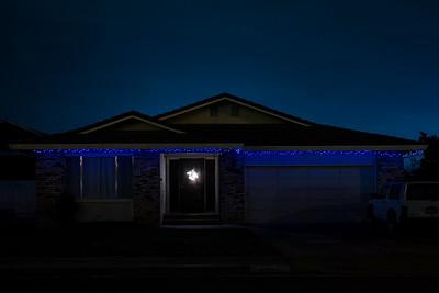 Christmas House Lights 2014