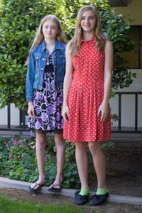 Sarah and Hannah