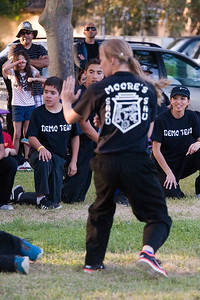 Spring Karate Camp 2015
