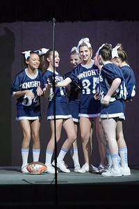 If Girls Played Football
