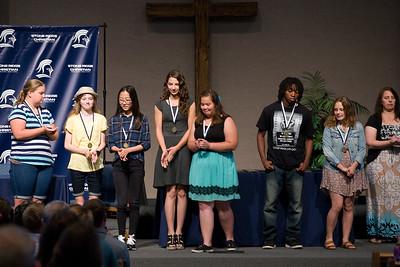 SRCHS Academic Awards 2016