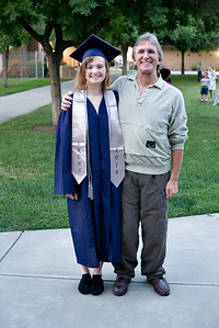 Sarah's High School Graduation