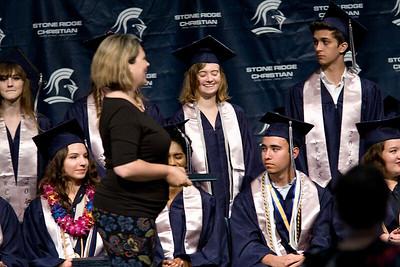 Sarah's High School Graduation