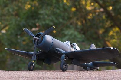 1/32 Scale F4U-1A Corsair