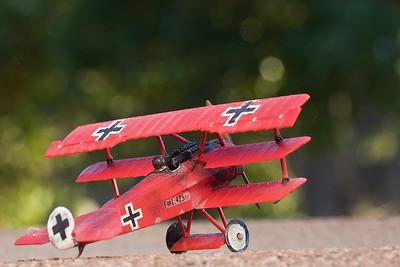 1/72 Scale Fokker Dr.I