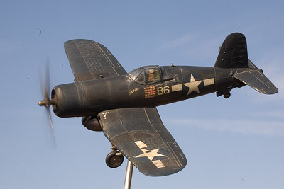 F4U Corsair in 1/72 Scale