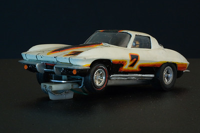 !/32 Scale Corvette Slot Car