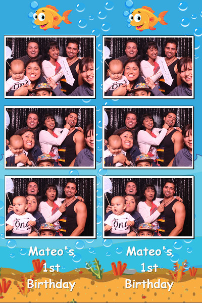 Mateo's 1st Birthday  |  01.29.2017
