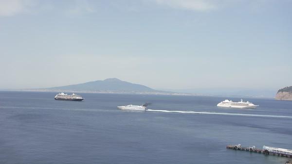 Napoli-Amalfi Küste 2015