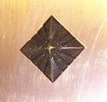 """Starburst Ornament 2"""" X 2"""""""