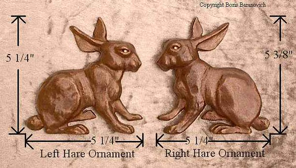 Left and Right Hares