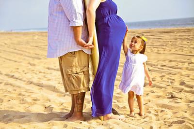 The Cosato family/Maternity
