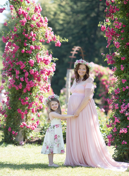 Pink Faythe Gown
