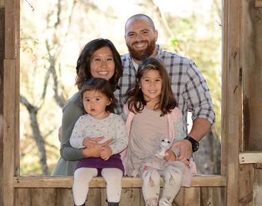 Fuller Family Portraits - Fall 2015