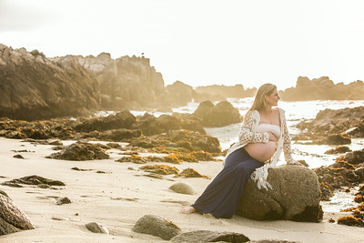 Monterey Bay Family Portrait Photographer