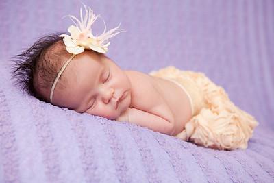 Monterey Bay Newborn Photographer