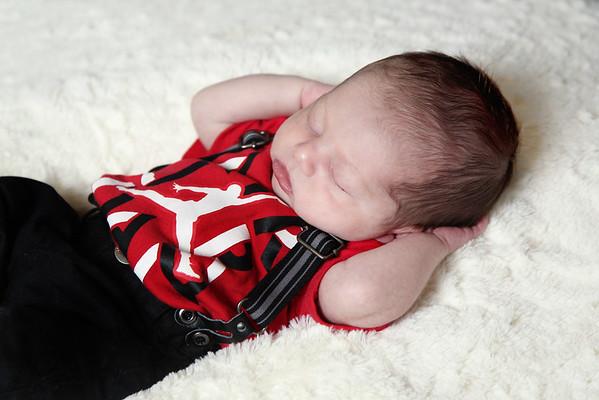 Caiden ~ Newborn