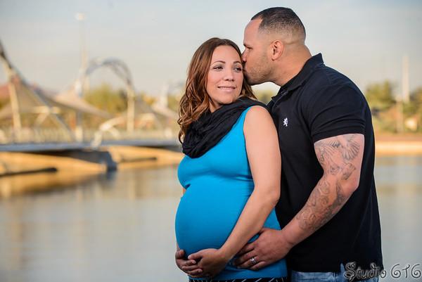 Monica's Maternity Photography - Phoenix AZ
