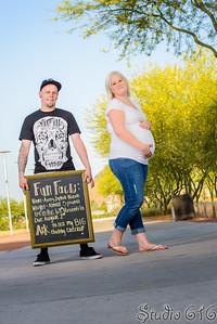 Devonn and Shaun - Maternity Photography Phoenix - Studio 616 Photography-74