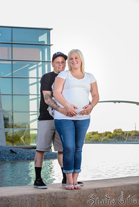 Devonn and Shaun - Maternity Photography Phoenix - Studio 616 Photography-67
