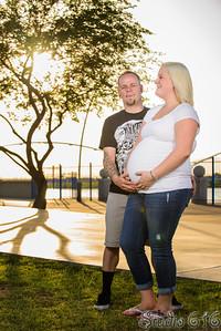 Devonn and Shaun - Maternity Photography Phoenix - Studio 616 Photography-81