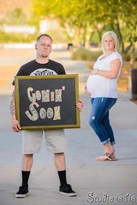 Devonn and Shaun - Maternity Photography Phoenix - Studio 616 Photography-78